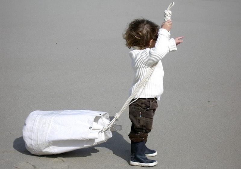 Voiles & gouter collection pour enfant en voile